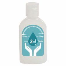 50 ml lotion antibactérien pour les mains