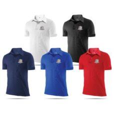 Polo Piqué Celtic 100% Polyester disponible en 5 couleurs différentes