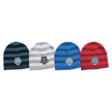 Bonnet Tricoté anti-tempête en acrylique en 4 différentes couleurs