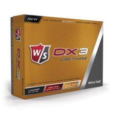 Balle de Golf Wilson DX3 Urethane