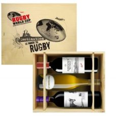 "Coffret "" DESTINATION RUGBY World Cup 2015"""