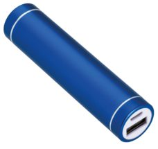 POWERBANK_REFLECTS_DELPHI_BLUE_2200_MAH_PUBLICITAIRE | PRODUITS HIGH-TECH  | POWER BANK PUBLICITAIRE