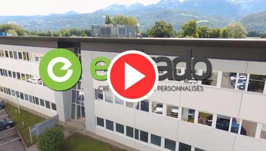 Vidéo de présentation e-dkado