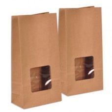 sac en Papier avec fenêtre