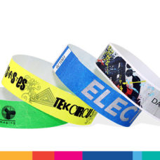 BRACELET EN PAPIER INDECHIRABLE TYVEK 25