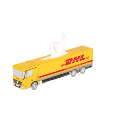 Boîte de mouchoirs en forme de camion