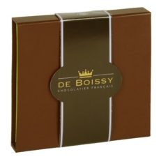 22 Chocolats Noir & Lait - Coffret Prestige de 255 g