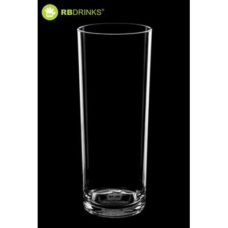 Tube long drink transparent 33 cl