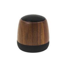 Enceinte Bluetooth bois