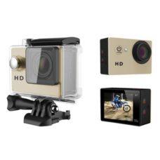 Caméra d'aventure grand-angle