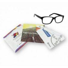 Lingettes essuie-lunettes en microfibres de haute-qualité