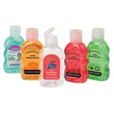 50 ml Gel nettoyant antibactérien pour les mains