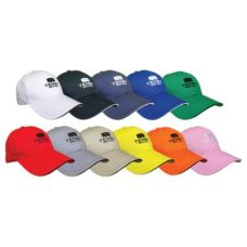 Casquette en coton Twill Swift disponible en 11 couleurs