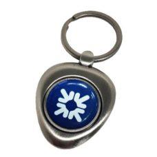 Porte-clefs Snowdon avec logo Doming