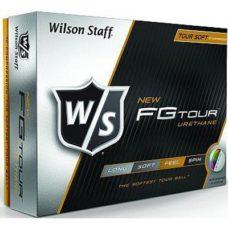 Balle de Golf Wilson FG Tour