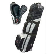 Housse de voyage à roulette Tech intérieur en mousse protection pour clubs et compartiment pour chaussures