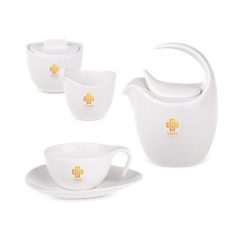 Swan Coffee Set