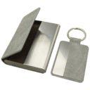 Assortiment porte cartes + porte-clés