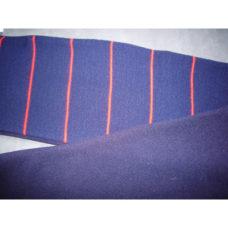 Echarpe supporter tricotée/polaire