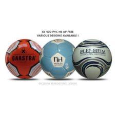 Ballon de foot SB 420 PVC HS 6P FREE