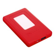 ACCUMULATEUR_USB_LOLLIBLOCKS_TRAVEL_BATTERY_III_RED_4600_MAH_PERSONNALISE | PRODUITS HIGH-TECH  | GADGETS ELECTRONIQUES