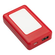 ACCUMULATEUR_USB_LOLLIBLOCKS_TRAVEL_BATTERY_RED_1600_MAH_PERSONNALISABLE | PRODUITS HIGH-TECH  | GADGETS ELECTRONIQUES