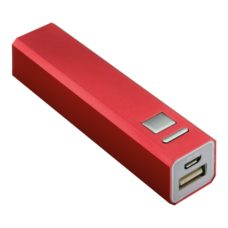 POWERBANK_REFLECTS_BOSTON_RED_3000_MAH_PERSONNALISE | PRODUITS HIGH-TECH  | POWER BANK PUBLICITAIRE