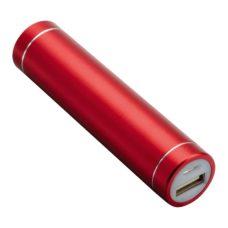 POWERBANK_REFLECTS_DELPHI_RED_3000_MAH_PUBLICITAIRE | PRODUITS HIGH-TECH  | POWER BANK PUBLICITAIRE